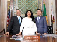 Martinez takes over as president of City Council