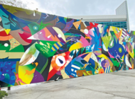 Mural to be unveiled at Purple Line Station