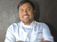 Chef Ricardo Zarate now at Mama Lion