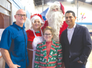 Assemblyman helps families with holiday toy drive