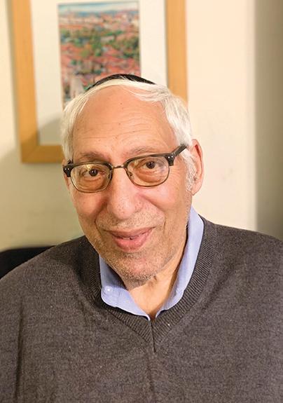 Rabbi Simcha Green (photo courtesy of Simcha Green)