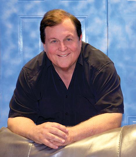 Burt Ward (photo courtesy of the Hollywood Chamber of Commerce)