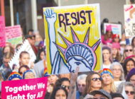Women's March draws 300,000 in downtown L.A.