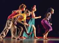 Dance company performs at The Wallis