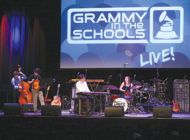 Grammy Museum celebrates music education at the Ebell