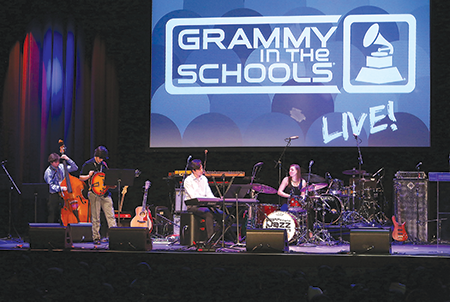 Grammy In The Schools Live!