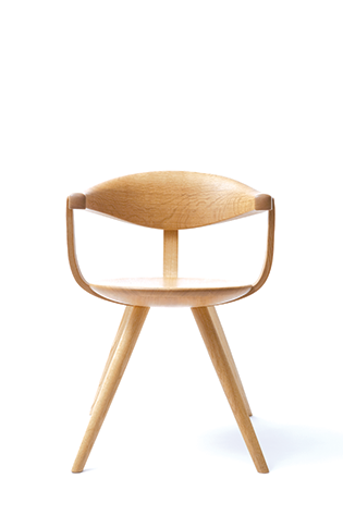 Hida Sangyo and Sori Yanagi armchair
