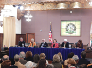 BH council candidates debate issues in forum
