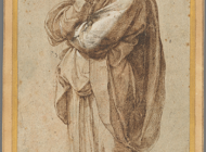Getty Museum exhibits studies, sketches done by Michelangelo