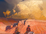 The Autry exhibits Western art
