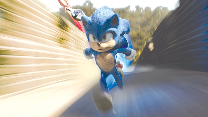 Surprise Surprise No Game Over For Sonic The Hedgehog Park