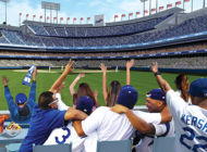 Dodgers reveal new renderings of stadium improvements
