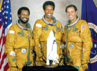Film highlights black astronauts