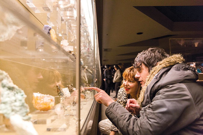 """The museum's 2020 season of First Fridays includes """"Future of Medicine,"""" """"Future of Environmental Studies,"""" """"Future of Design and Architecture"""" and """"Future of Food."""" (photo courtesy of the Natural History Museum of Los Angeles County)"""