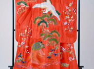 Exhibit displays Japanese embroidery