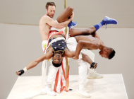 Choreography duo perform at MOCA