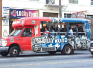 Buses no longer headed for the Hollywood Hills