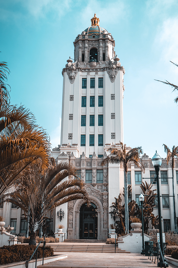The Beverly Hills City Council met virtually for eight hours on March 16 to discuss the city's response to the coronavirus pandemic. (photo by Laurenz Heymann/courtesy of Unsplash)