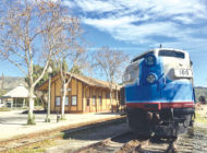 All aboard for fun on vintage trains