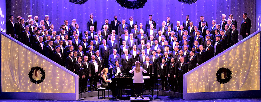 The Gay Men's Chorus of Los Angeles performs a wide variety of music, from classic to contemporary works. (photo courtesy of GMCLA)