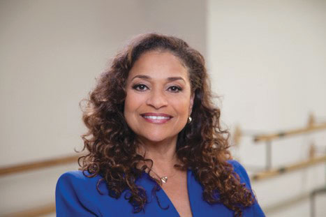 Debbie Allen (photo courtesy of John Gile)