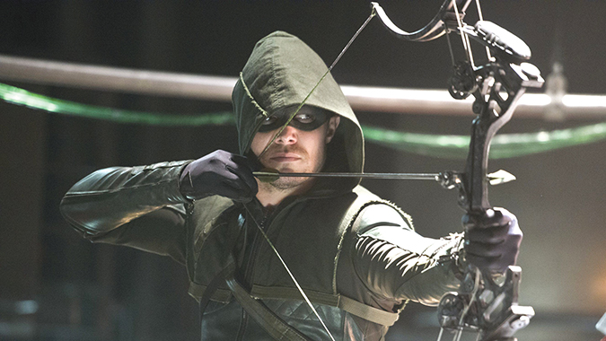 """""""Arrow"""" completed its eighth and final season in January. (photo courtesy of The CW)"""