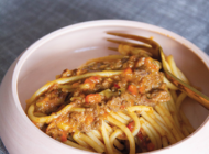 MJ's Spaghetti Bolognese