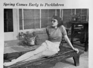 VINTAGE: Park La Brea springs into warmer weather