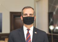 Mayor Garcetti requires face coverings in public