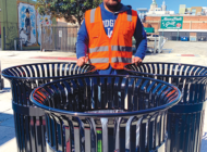 Hollywood Entertainment District helps keep streets clean