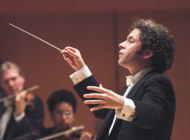 LA Phil presents 'At Home with Gustavo' on the radio