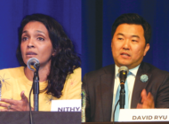 Ryu, Raman face off in 4th District election
