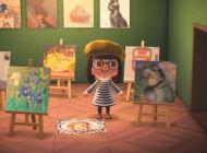 Getty launches Animal Crossing art generator