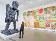 Experience contemporary art available at the Broad from home