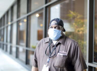 Cedars-Sinai stresses need for properly wearing masks