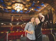 Share memories to celebrate Pantages 90th