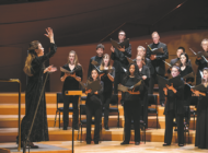 Celebrate annual high school chorale festival online