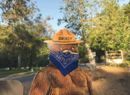Smokey Bear sends subliminal message to park visitors