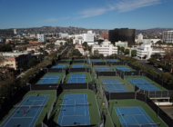 Beverly Hills announces the reopening of tennis courts