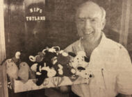 VINTAGE: Toy shop remains a  destination for countless children and their fathers