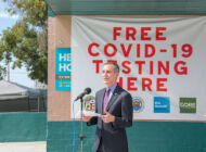Garcetti launches HACLA mobile testing program