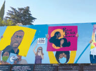Mural honors movement toward racial justice