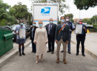 WeHo honors postal workers