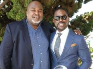 Sterling K. Brown wins at AAFCA awards