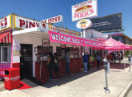 Hot dog! Pink's is back