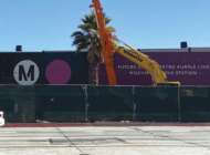 Metro keeps steady pace with subway work