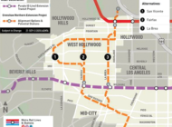Rail service to roll through West Hollywood