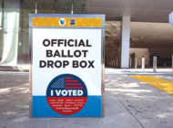 50,000 ballots cast on first weekend of in-person voting