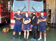 'Firehouse Dinners' keeps feeding first responders