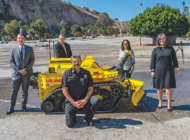 LAFD uses advanced technology to fight fires